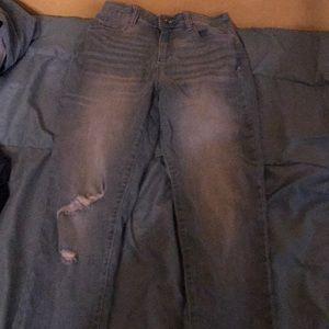 Arizona ripped jeans